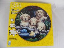Puppies to the Rescue 356 Pieces Family 2001 Puzzle by Schmidt