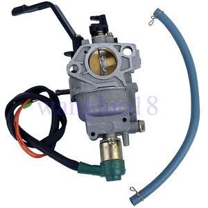 Carburetor Carb Generator for Honda GX340 GX390 Chinese 188F 190F 13HP 14HP ()