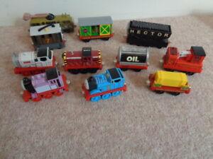 take n play train thomas sodor museum express train carriage bundle take along