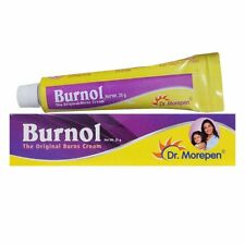 2 X 20gm Original :: Burnol Burn Cream :: First Aid Antiseptic Burns Treatment
