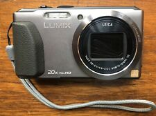 Panasonic Lumix DMC-TZ40 18.1 MP with Case & USB charger