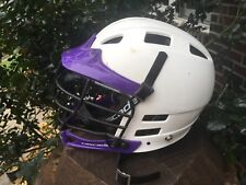 Cascade CPV Lacrosse Helmet Excellent Cond! With Chin Strap and Adjust Fit S/ M