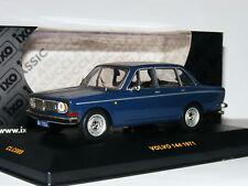 IXO CLC089 1971 Volvo 144 Saloon Dark Blue 1/43