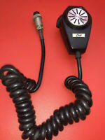 Vintage CLEGG Handheld Microphone w/ 3 Pin Connector for Ham / Amatuer Radio