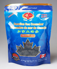 Canadian Dried Sea Cucumber with flesh 加拿大天然野生北极淡干海参带筋 454g/bag, 2 bags minimum