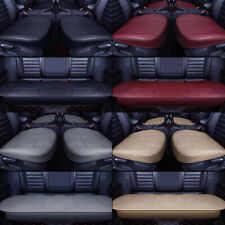 3D PU Leather Car Seat Protector Full Surround Front Rear Seat Cover Cushion Mat