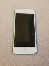Apple iPod touch 5th generation blue/white (16 GB), very good condition