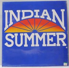 Indian Summer LP self titled on Column One sealed  new wave