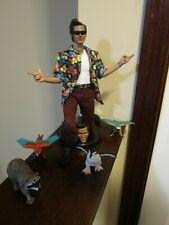 "1/6 Ace Ventura Pet Detective 12"" CARREY figure Asmus TOYS Limited W EXTRAS!"
