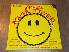 Acid House Fever - Inner City / Kraze / Bootleggers - 2erLP - Vinyl - EMI