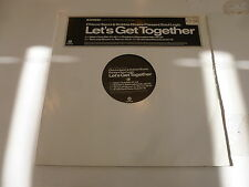 CHICCO SECCI & ROBBIE RIVERA PRESENT SOUL logic - Let's get together 4-track 12""