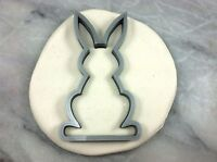 Easter Bunny Cookie Cutter CHOOSE YOUR OWN SIZE! Rabbit Outline
