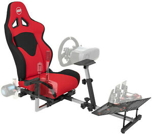 OPENWHEELER GEN3 Racing Wheel Stand Cockpit, Racing And Flight Simulator Seat