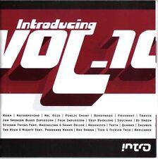Various – Introducing Vol.10 (CD,Compilation,Sampler)