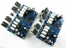 DIY AMP kit LJM L20 V9 Two Channels Power Amplifier Kit