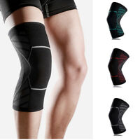 Knee Sleeve Compression Brace Patella Support Stabilizer Sport Joint Pain Relief