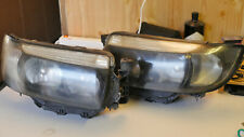 SUBARU FORESTER HEADLIGHTS BLACK RARE 2006 2007 2008
