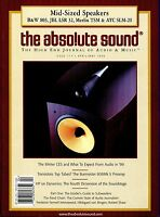 TAS  The Absolute Sound : The High End Journal - Issue 117 (1999) Audiophile mag