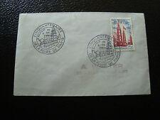 FRANCE - enveloppe 1er jour 22/5/1954 foire de paris (cy12) french
