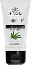 (19,90€/100ml)alessandro HERBAL BAR HANDPEELING - HEMP SEED/HANF  *NEU+OVP*
