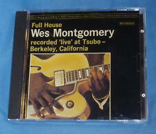 Wes Montgomery: Full House [DCC GOLD CD, promo, unplayed]