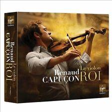 Renaud Capucon: Le Violon Roi - 3CDs Box Set - NEW