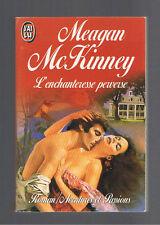 L'ENCHANTERESSE PERVERSE MEAGAN MCKINNEY  AVENTURES ET PASSIONS J'AI LU 1995