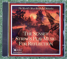 READER'S DIGEST MUSIC FOR REFLECTION CD SEALED NEW