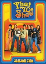 That '70s Show ~ The Complete Season Two ~ 4-Disc DVD Box Set FREE Shipping USA