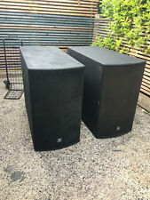 More details for jbl asb6128v dual 18 2400w bass sub bins  (pair) jbl 2258h loaded, superb!! 2 of