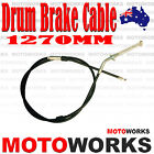 1270 mm Front Drum Brake Cable 150cc 250cc PIT Quad Dirt Bike ATV Buggy Gokart