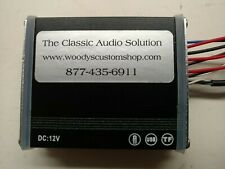 Add a Hidden Secret Stereo System with Bluetooth to your Classic or Vintage Car
