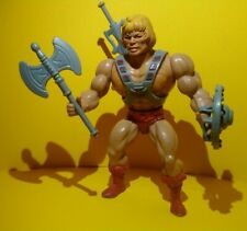 🦊 MOTU HE-MAN MASTERS OF THE UNIVERSE HE MAN COMPLETE 🦊