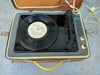 Record-player Of Vinyl Turntable USSR Soviet Retro Vintage