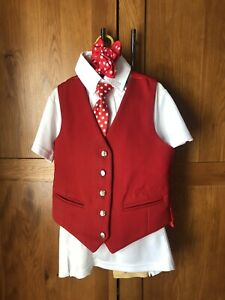 Child's Pretty Ponies Waistcoat & Showing Clothing