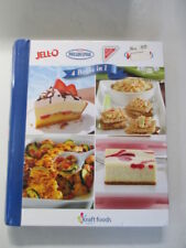 Kraft Foods 4 Cookbooks in 1 by Editors of Favorite Brand Name Recipes