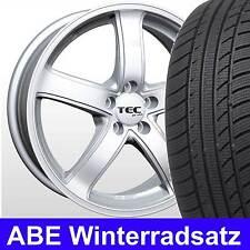 """16"""" ABE Winterräder ASA AS1 CS Winterreifen 205/55 für VW Passat Kombi 3C"""
