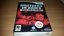 Brothers in Arms: Double Time Wii NewSealed Pal