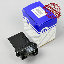 Genuine Jeep/Mopar Heater/Blower Motor Resistor for Cherokee/Liberty/Wrangler