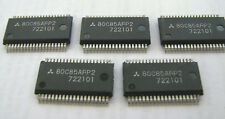 MITSUBISHI 80C85AFP2 IC 8 Bit MicroProcessor SSOP - Lot of 5 Pieces NEW! USA