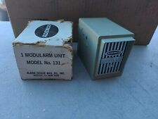 Burglar Alarm Monitoring Ademco Modularm Unit Model No. 131