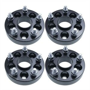 Set of 4 32mm 5x100 to 5x112 HUBCENTRIC Wheel Adapters fits VW Audi 57.1mm Hub