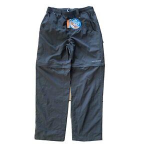 Columbia PFG OMNI-SHADE UPF 50 Backcast Convertible Pant Mens Size S NWT
