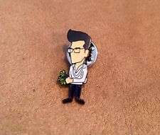 The Smiths Morrissey Pin Badge, A Guy Called Minty Casual Connoisseur Madchester