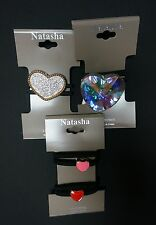 NEW NATASHA NORDSTROM SET OF 3 PACK DIFFERENT STYLES HAIR TIES PONY TAIL HOLDER