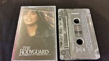 THE BODYGUARD - ORIGINAL SOUNDTRACK   Cassette Tape