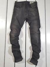 New Diesel Men's Jeans W26 L32 Sleenker 0676P Slim Skinny Stretch Gray