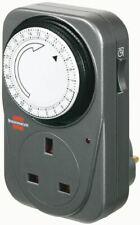 brennenstuhl Mz20 GB 24 Hour Timer Plug
