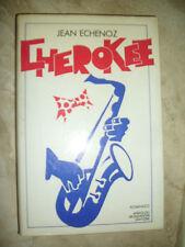 JEAN ECHENOZ - CHEROKEE - ED:MONDADORI -  PRIMA EDIZIONE:1988 (UM)