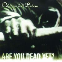 "CHILDREN OF BODOM ""ARE YOU DEAD YET"" CD NEU!!"